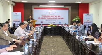 Văn hóa doanh nghiệp Việt Nam: Sức mạnh giúp doanh nghiệp đối đầu Covid -19