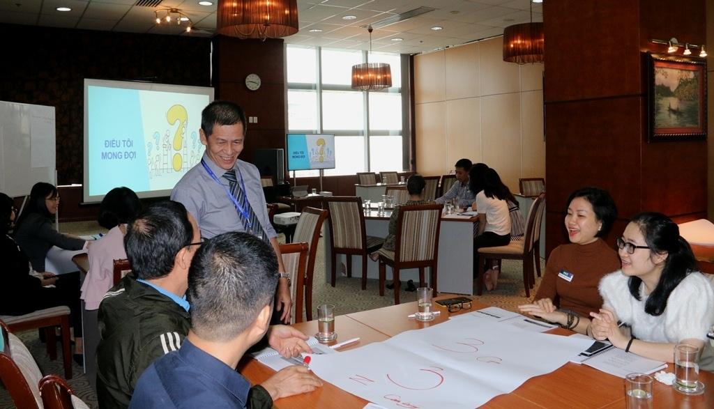 Cơ quan Tập đoàn đẩy mạnh xây dựng nền tảng vững chắc văn hoá Petrovietnam
