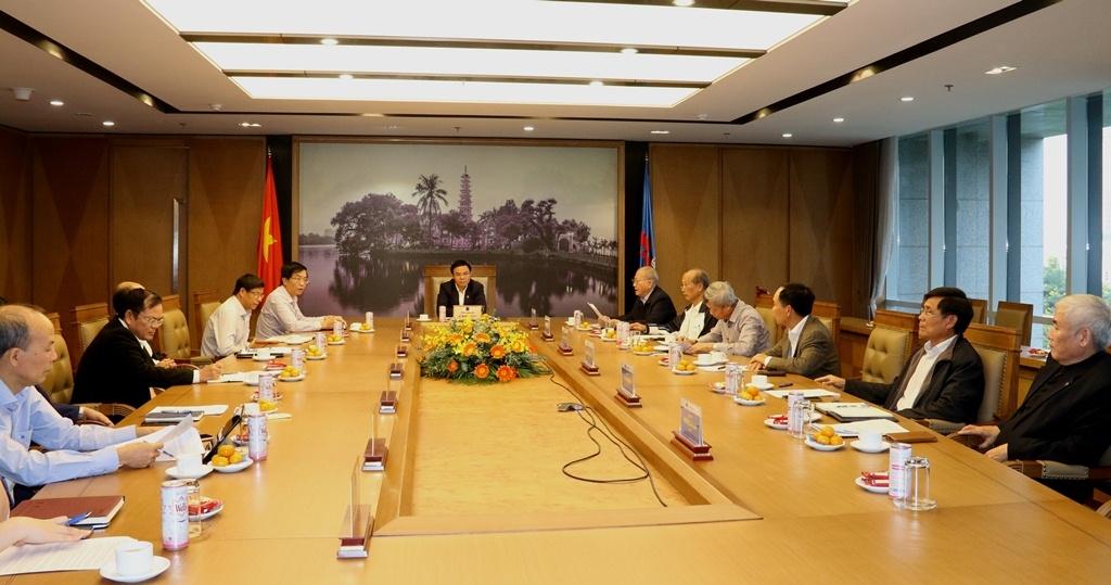 Các sự kiện nổi bật của Petrovietnam trong tuần từ 8/11 đến 15/11/2020