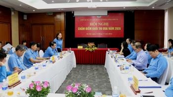Hội nghị chấm điểm thi đua Khối 9 Công đoàn Tập đoàn, Tổng Công ty năm 2020