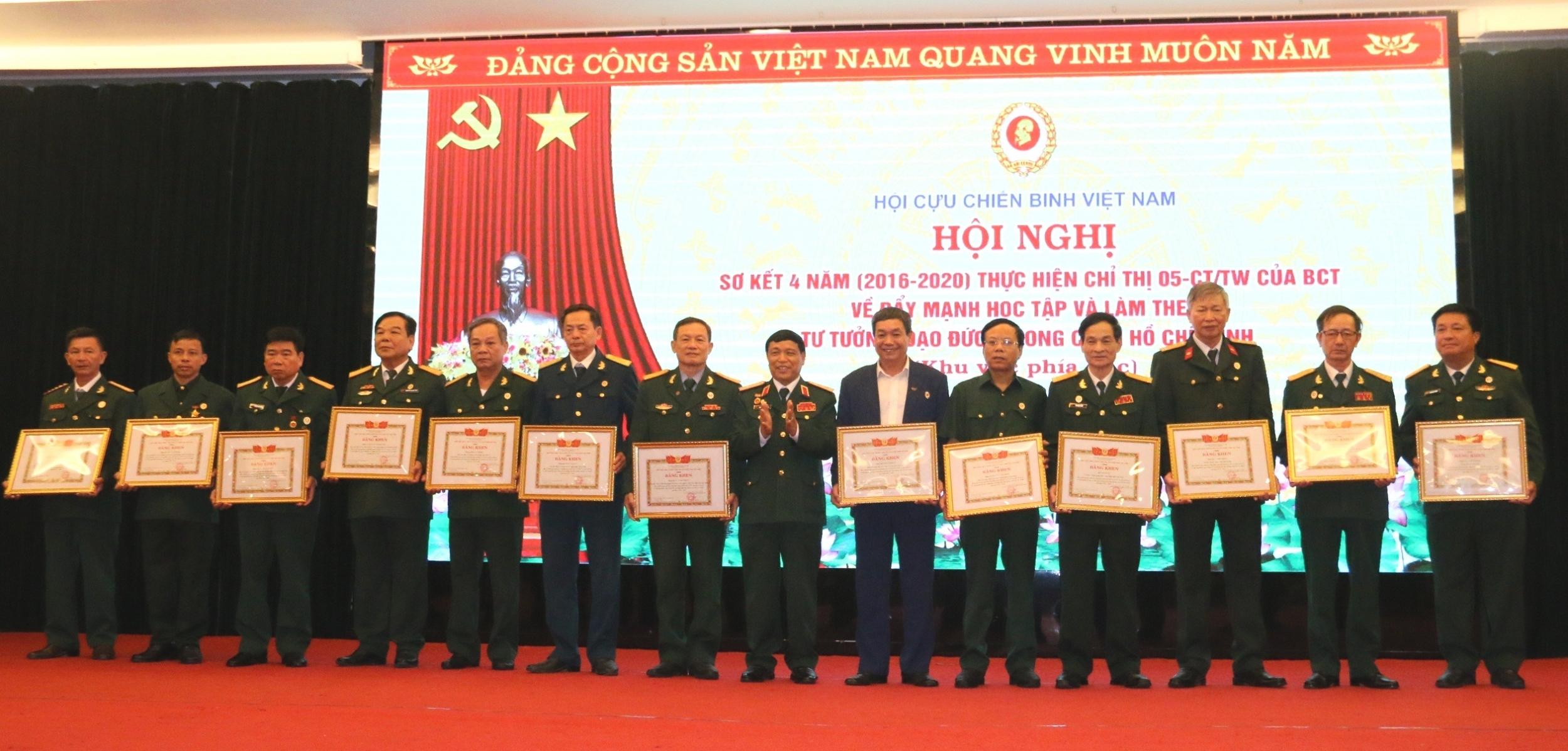 Cựu chiến binh Dầu khí tích cực, chủ động, sáng tạo trong Học tập và làm theo tư tưởng, đạo đức, phong cách Hồ Chí Minh