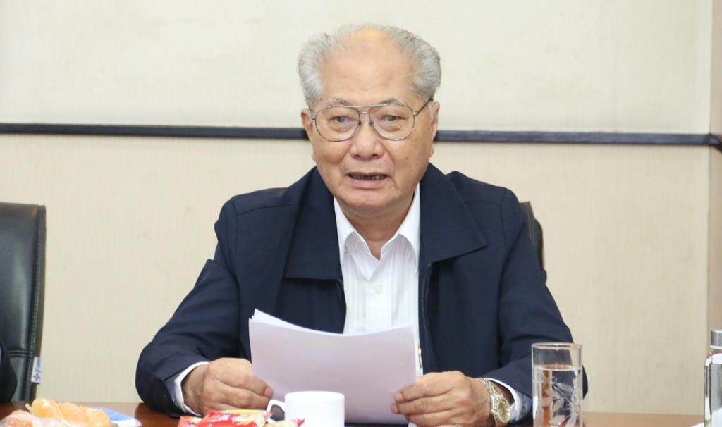 Hội Dầu khí Việt Nam sơ kết công tác 9 tháng đầu năm 2020