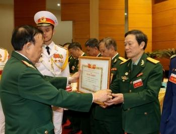 Hội CCB Tập đoàn luôn vững vàng, kiên định, sẵn sàng nhận và hoàn thành tốt mọi nhiệm vụ được giao