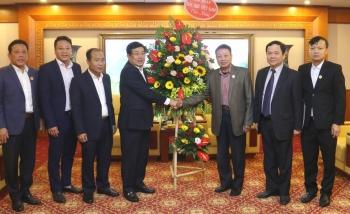 Tập đoàn Dầu khí Việt Nam chúc mừng Ngày thành lập Trung ương Hội CCB Việt Nam