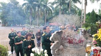 Hội CCB Cơ quan Tập đoàn tổ chức chương trình học tập truyền thống lịch sử tại Hà Giang