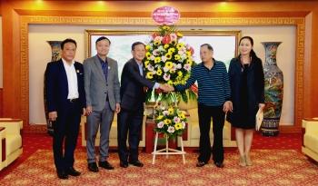 Hội CCB Tập đoàn Dầu khí Quốc gia Việt Nam chúc mừng Ngày thành lập Trung ương Hội CCB Việt Nam