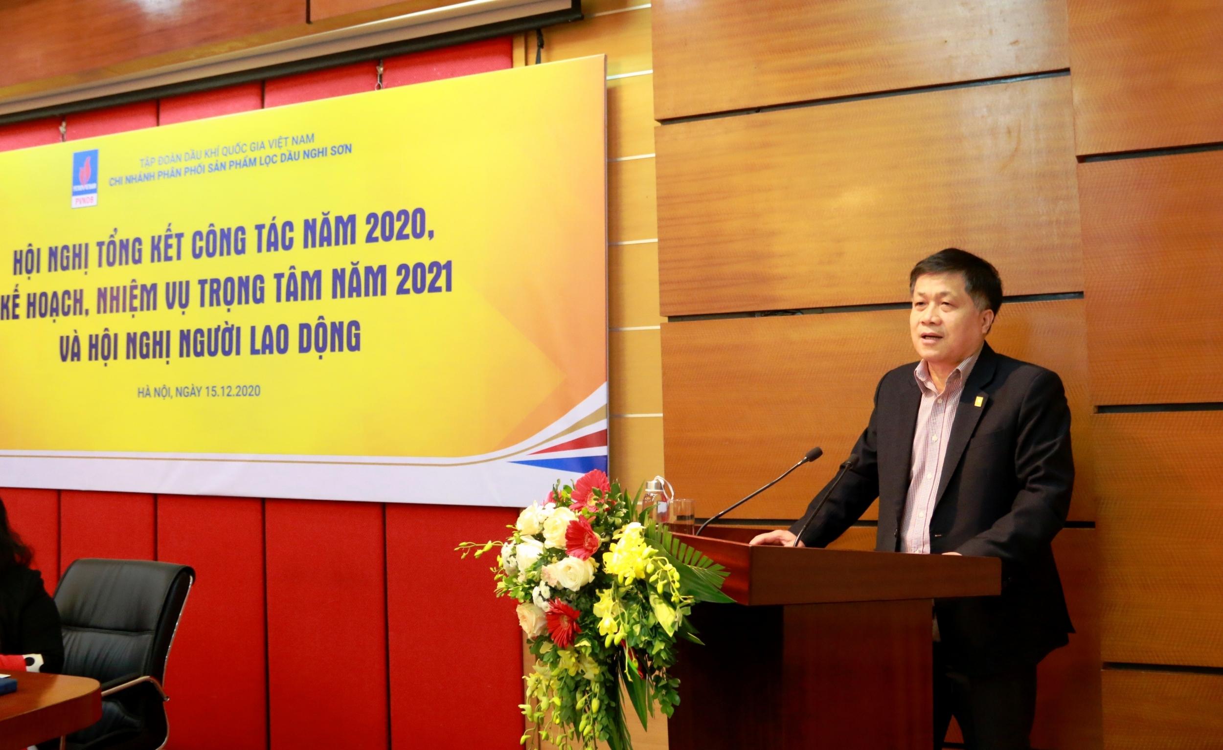 Năm 2020: PVNDB nỗ lực vượt