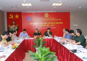 Hội CCB Tập đoàn tổ chức hội nghị Ban chấp hành lần thứ VII