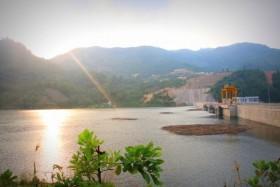 Thủy điện Đăkdrinh: Nạp nước đường hầm dài nhất Việt Nam