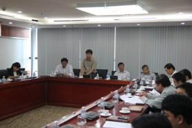 VPI: Hội nghị BCH Đảng bộ mở rộng và sơ kết giữa nhiệm kỳ 2010-2015