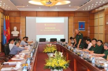 Hội nghị giao ban các tổ chức Hội CCB cụm 3
