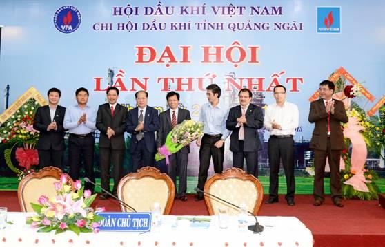 dai hoi chi hoi dau khi quang ngai lan thu i nhiem ky 2014 2017