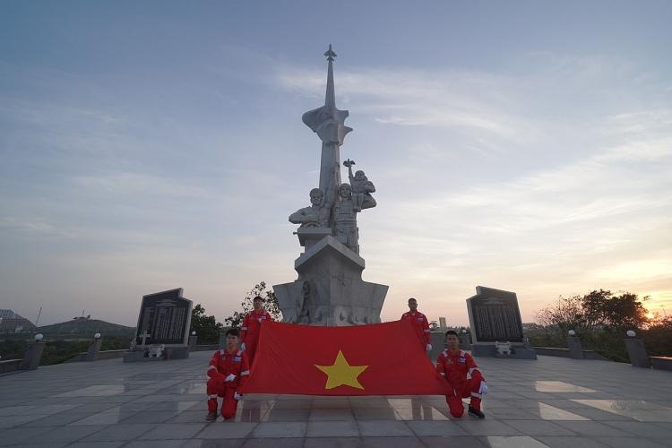 """Hành trình """"Mùa Xuân từ những giếng dầu"""" đến Cam Ranh, Khánh Hoà"""