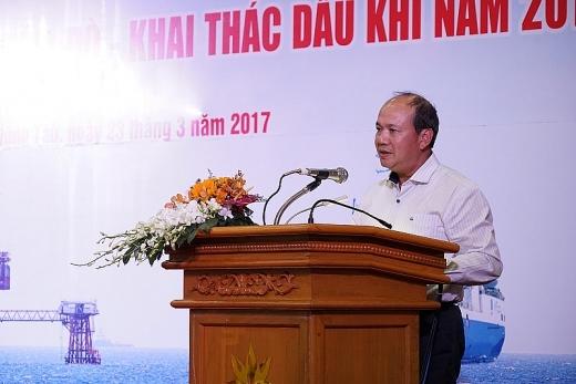 pvn to chuc hoi nghi trien khai ke hoach tham do khai thac dau khi 2017