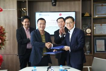 PETROSETCO hợp tác với đối tác Hàn Quốc về các dự án môi trường