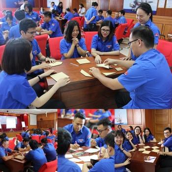Đoàn Thanh niên Vietsovpetro tổ chức sinh hoạt chuyên đề văn hóa doanh nghiệp