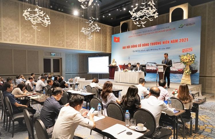 Gas Shipping tổ chức Đại hội đồng Cổ đông thường niên năm 2021