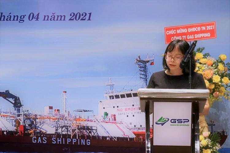 Gas Shipping chi 54 tỷ đồng trả cổ tức, tỷ lệ 15%