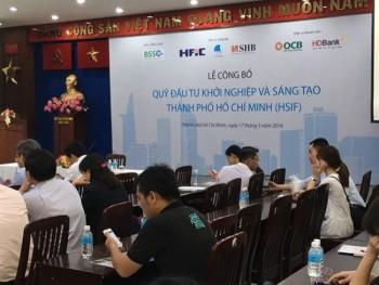 Quỹ hỗ trợ khởi nghiệp tại TP HCM lên đến 100 tỷ đồng