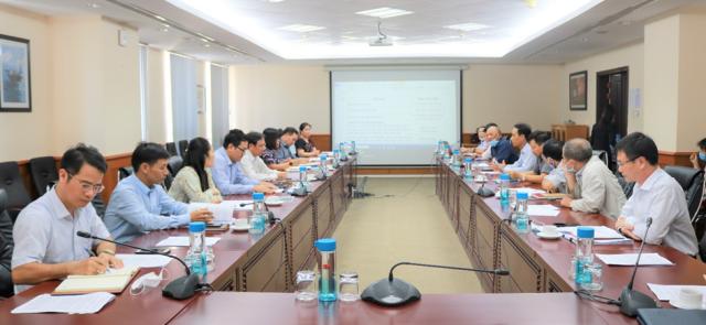 Vietsovpetro tổ chức đối thoại định kỳ lần I năm 2020