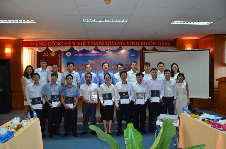Công đoàn PV Drilling: Chú trọng nâng cao chất lượng Hội thi An toàn vệ sinh viên giỏi