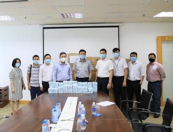 Công đoàn PV Trans tiếp tục cấp khẩu trang cho người lao động phòng chống dịch Covid-19