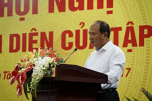 pvn to chuc thanh cong hoi nghi nguoi dai dien nam 2017