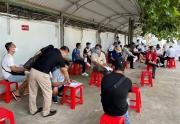 PTSC Marine tổ chức tiêm vắc-xin Covid-19 cho người lao động