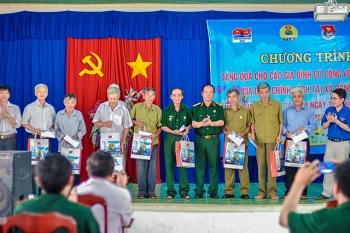 XN Xây lắp Vietsovpetro: Nhiều hoạt động tri ân Ngày Thương binh Liệt sĩ