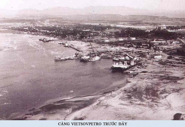 Hành trình 40 năm xây dựng, phát triển, trưởng thành cùng Vietsovpetro