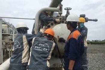 PVC-PT bảo đảm tiến độ bảo dưỡng Nhà máy Đạm Cà Mau