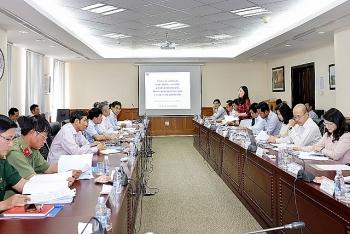 Đoàn đại biểu Quốc hội tỉnh Bà Rịa - Vũng Tàu làm việc với Vietsovpetro