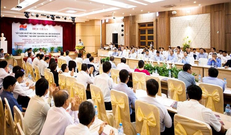 Hội thảo phát triển mỏ Thiên Ưng, Lô 04-3
