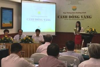 PVCFC liên kết tổ chức Chương trình Cánh đồng vàng