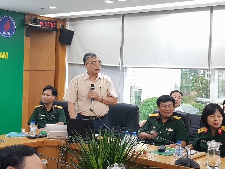clb doanh nghiep dau khi to chuc hoi nghi sinh hoat lan iii nam 2019