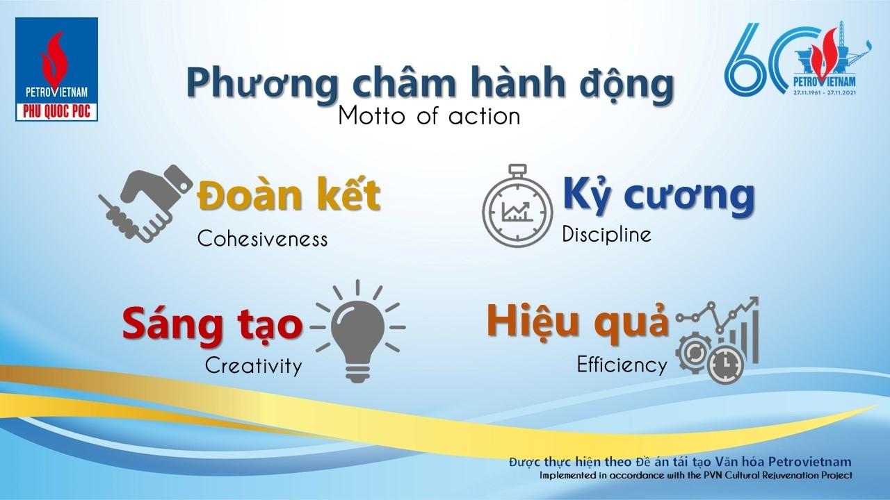 Văn hóa doanh nghiệp - Nguồn năng lượng tích cực cho người lao động PQPOC