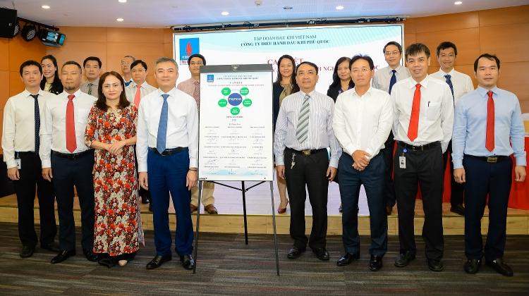 Văn hóa doanh nghiệp: Nguồn năng lượng tích cực cho người lao động PQPOC
