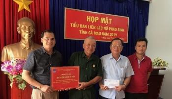 PV Drilling tổ chức hoạt động đền ơn đáp nghĩa tại tỉnh Cà Mau