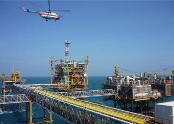 Vietsovpetro tái khởi động các công trình biển