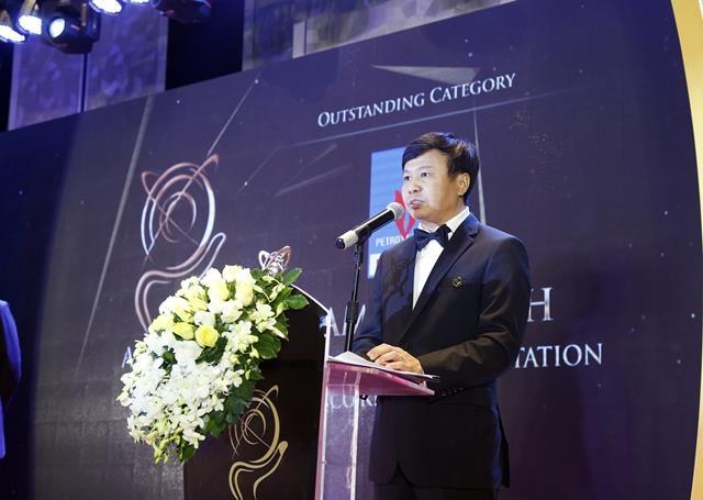 pvtrans dat giai thuong the asia pacific entrepreneurship awards