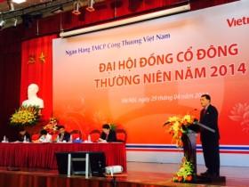 Vietinbank: Sẽ có 7 ứng viên trong nhiệm kỳ mới