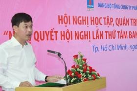 Đảng bộ PVFCCo: Học tập, quán triệt và triển khai thực hiện Nghị quyết Hội nghị TW 8 (khóa XI)