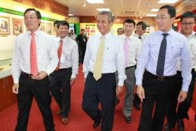 Chủ tịch Tổng liên đoàn Lao động VN thăm và làm việc tại PVFCCo