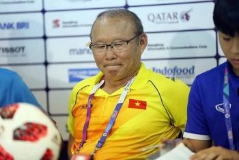 HLV Park Hang Seo: Thất bại sẽ giúp U23 Việt Nam trưởng thành hơn trong tương lai