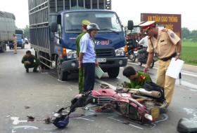 Hai năm, hơn 17.600 người chết vì tai nạn giao thông