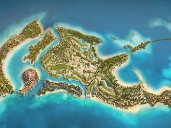 Thiết kế tuyệt đẹp cho hòn đảo cửa ngõ trên Biển Đỏ của Saudi Arabia