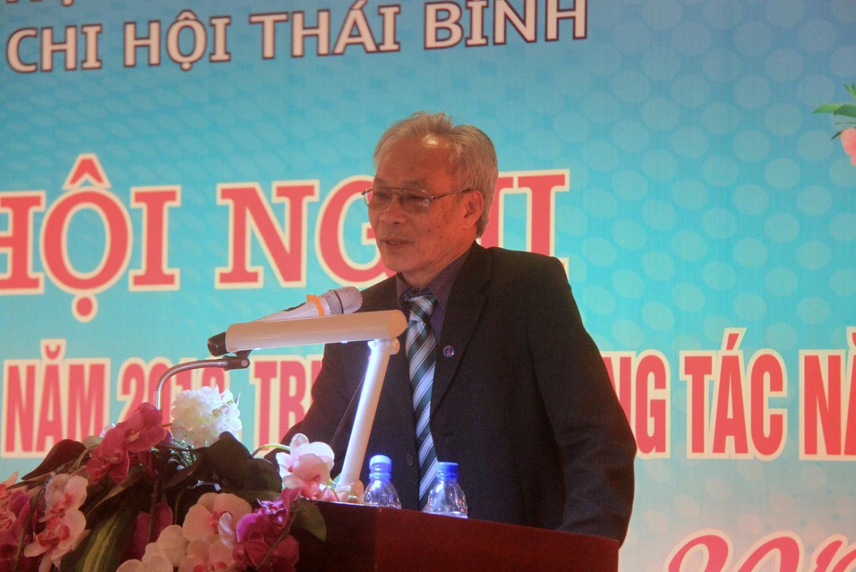 chi hoi dau khi thai binh tong ket hoat dong nam 2018