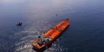 Chế biến hỗn hợp dầu thô nhập khẩu ở tỷ lệ cao nhất từ trước đến nay