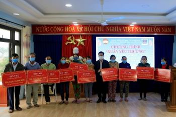 BSR trao nhà tình nghĩa và quà Tết cho bà con thị xã Điện Bàn