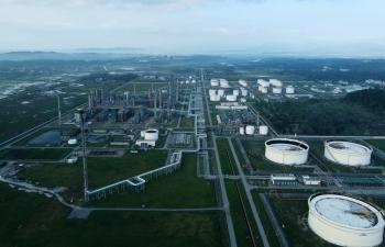 Mong muốn góp sức biến Dung Quất trở thành 1 trung tâm lọc hóa dầu hàng đầu